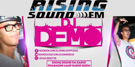 DJ Demo Thursdays 6-7pm EST